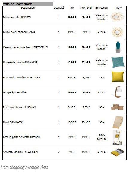 liste-shopping